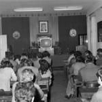 A XIII. kongresszus közvetítése