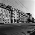 építkezés Bulevardul Lenin