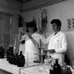 Vegyipari üzem, Torda laboratórium