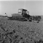 plowing, disking, autumn sowing