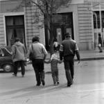 járókelők