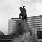Vitéz Mihály szobra