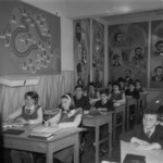 high-school, Mănăştur, laboratory, romanian class