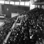 Bányászati gyűlés - 1983. február 16.