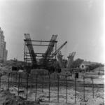 építkezés Kálvária (kolozsmonostori apátság)