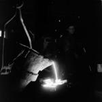 Unirea, steel moulding