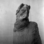 Ladea, szobrok