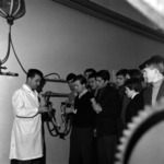 Agronómiai Intézet, mekanika szak