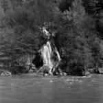 vízesés az Aranyos-völgyében