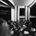 Zenei ősz, Londoni Zenekar, Anatol Fistoularie, Andre Privier, Mircea Cristescu