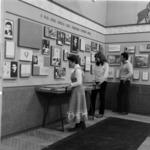 Könyvtári kiállítás