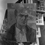 Andrásy Zoltán, önarckép