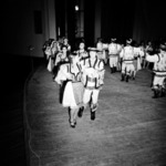 folk dance (Mioriţa)