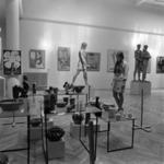 Imecs Laci kiállítás, diákok