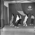 tánc, kórus, pionírk