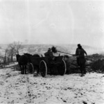 manure transporing in winter