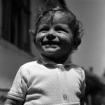 D. R. Popescu, child