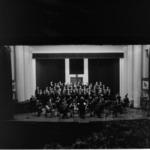 I. Mureşeanu Chorus, bandmaster Marius Cuteanu