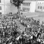 End of school year, Bălcescu