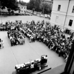 Nicolae Bălcescu - Brassai, end of school-year