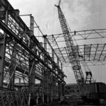 Industrial construction - symbolic energy