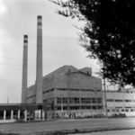 Glass Household Factory, exterior