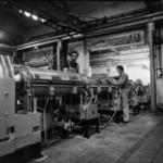 Unirea, repairs section