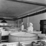 Huedin, milk center