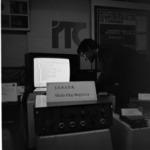 Exhibition 1984, notice board
