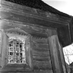 Răstoci, wooden church