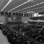 Farmers meeting, Sala sporturilor