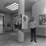 Imecs Laci exhibition students