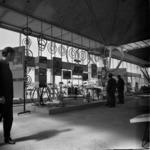 Exhibition, interior