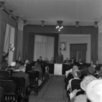 Conference, library
