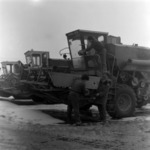agricultural machines, reparation