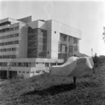 Exhibition, sculpture, Youth house