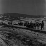 manure transportation in winter