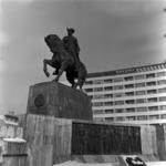 statue of Mihai Viteazu, Republica