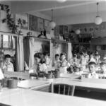 Mănăştur, school - end of school-year