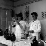 Chemical plant, Turda laboratory
